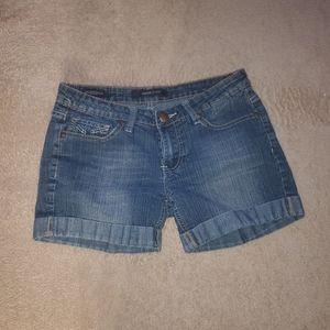 vigoss studio shorts size 27